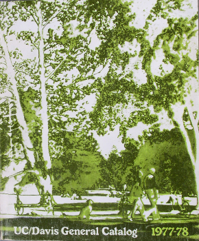Picture of the 77-78 General Catalog cover